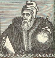 John Dee Old Image