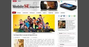 Free Wordpress Theme - Mobilese