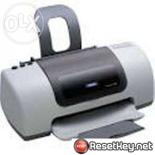 Epson C61 Waste Ink Counter Reset Key