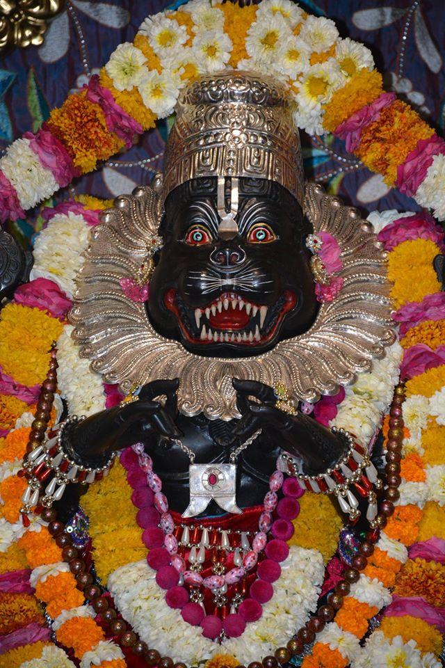 ISKCON Ujjain Deity Darshan 1 April 2016 (7)