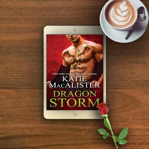 #BookReview: Dragon Storm by Katie MacAlister
