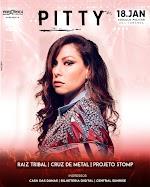 Show Pitty em São Luís