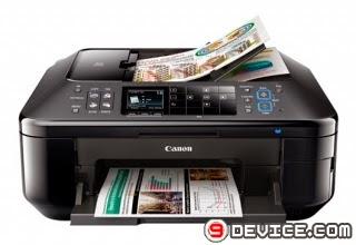Lấy xuống phần mềm máy in Canon PIXMA MX714 – hướng dẫn thêm máy in | May in
