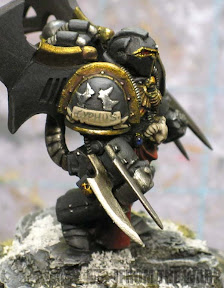 Chaos Lord iconography