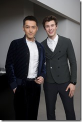 HU GE AND SHAWN MENDES - SGP
