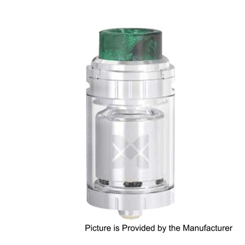authentic-vandy-vape-mesh-24-rta-rebuildable-tank-atomizer-silver-stainless-steel-24mm-diameter