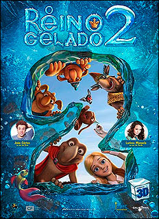 Download - O Reino Gelado 2  (2016) Torrent BluRay 720p / 1080p Dual Áudio