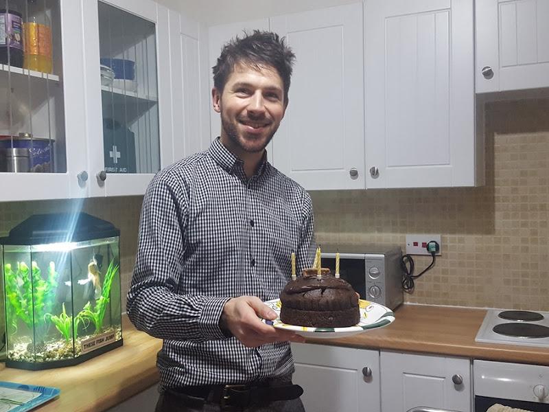 matt cake