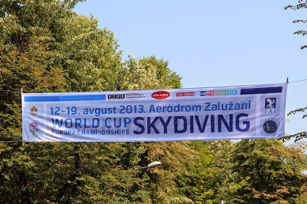 41-PARACHUTISME CHAMPIONNAT EUROPE BOSNIE 2013-Après les championnats BOSNIE 2013