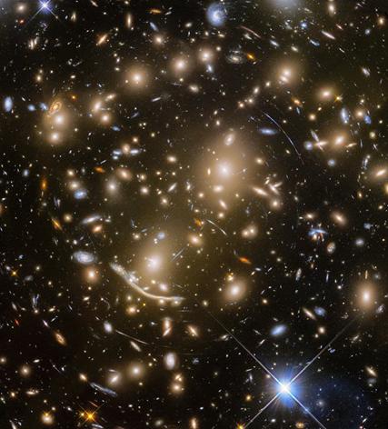 aglomerado de galáxias Abell 370