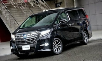 rental new alphard solo
