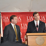 UACCH-Texarkana Creation Ceremony & Steel Signing - DSC_0157.JPG
