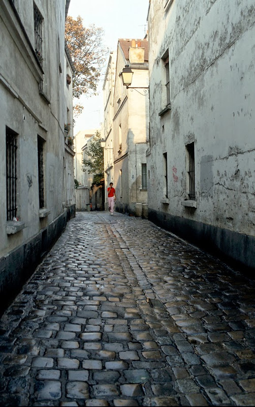 6. Early Morning. Montmartre -2