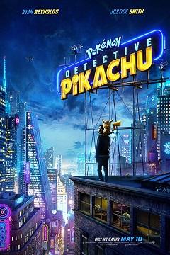 Pokémon Dedektif Pikachu - 2019 Türkçe Dublaj BRRip indir