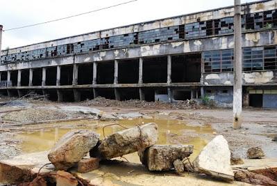 """Ruine der Mine """"Lesu Ursului"""""""