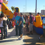 Fiesta Infantil - IV Festejos de Arcosur junio 2013