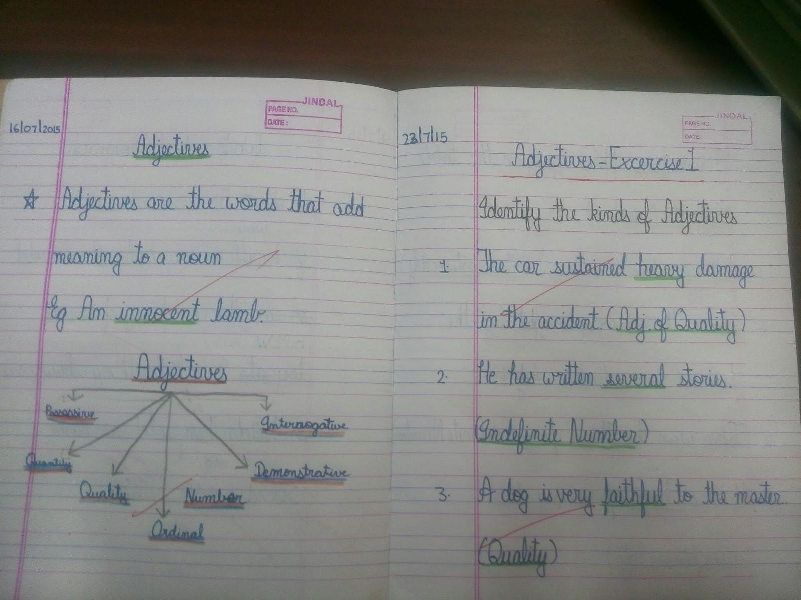 rashmigloria14: Class 4-b --------English language