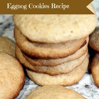 Yummy Eggnog Cookies