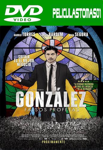 González Falsos Profetas (2013) DVDRip
