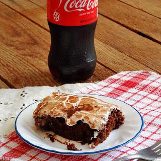 Copycat Cracker Barrel Coke Cake