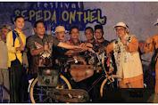 Festival Sepeda Onthel Se-Sumatra 2020 Resmi Di Buka