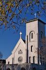 Lunsford Circle church