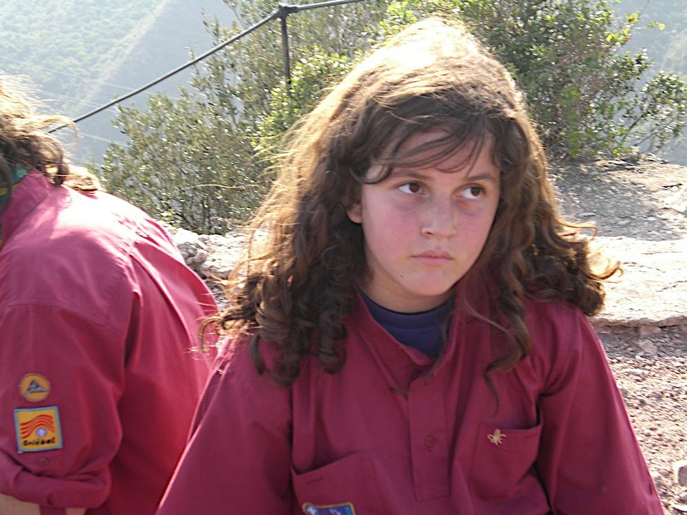 Sortida Sant Salvador de les espasses 2006 - CIMG8293.JPG