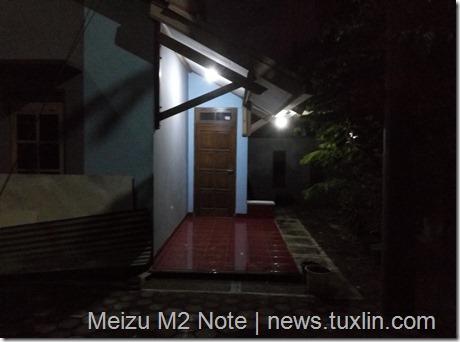 Foto Kamera ZTE Blade A711 vs Meizu M2 Note Malam Hari