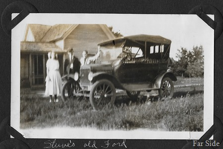 Stuves old ford