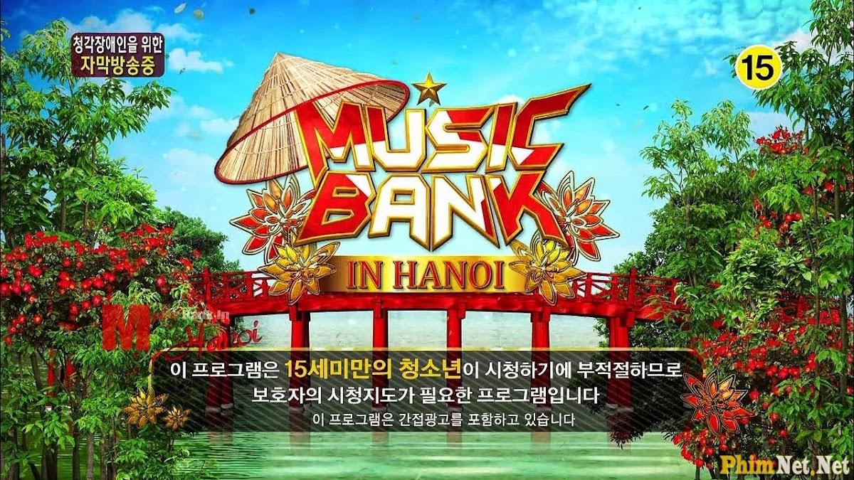 Xem Phim KBS Music Bank tại Hà Nội - Music Bank in Hanoi - Wallpaper Full HD - Hình nền lớn