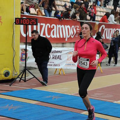 Carrera de Ciudad Real 2013 - Llegada II