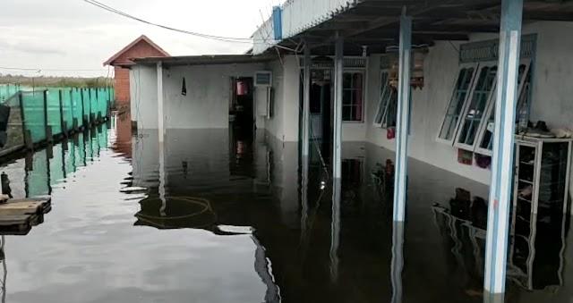 Desa Sardangan, Kebanjiran Ini Semoga Cepat Berlalu