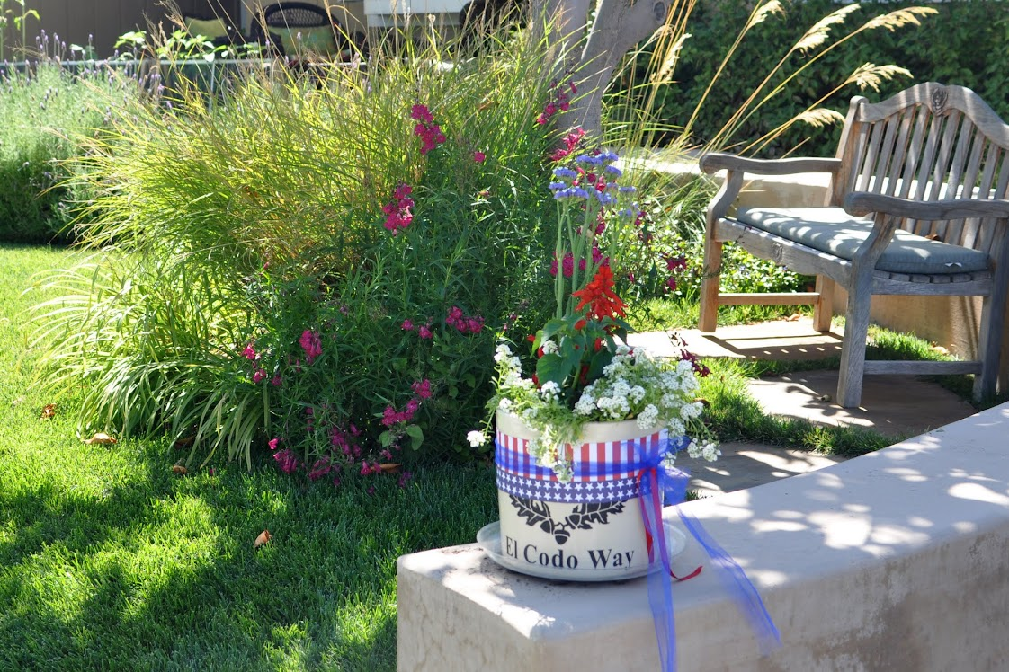 Celebratory Planter