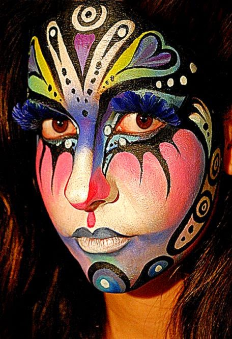 Amazing Examples Of Body Painting Art  Bloggs74