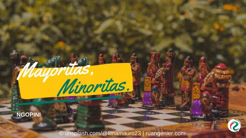 mayoritas minoritas