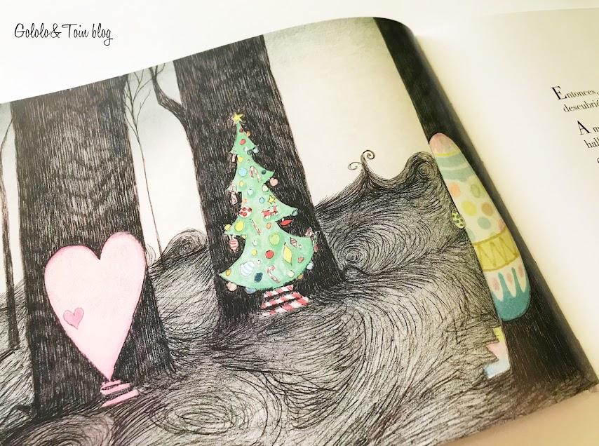 Álbum ilustrado Pesadilla antes de Navidad de Alfaguara