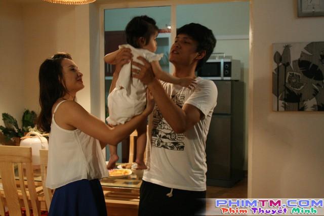 Hợp đồng hôn nhân - Phim Việt mới lên sóng giờ vàng VTV1 - Ảnh 3.