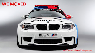 BMW Safety Car MotoGP
