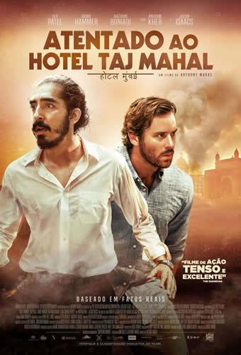 Baixar Filme Atentado ao Hotel Taj Mahal Torrent