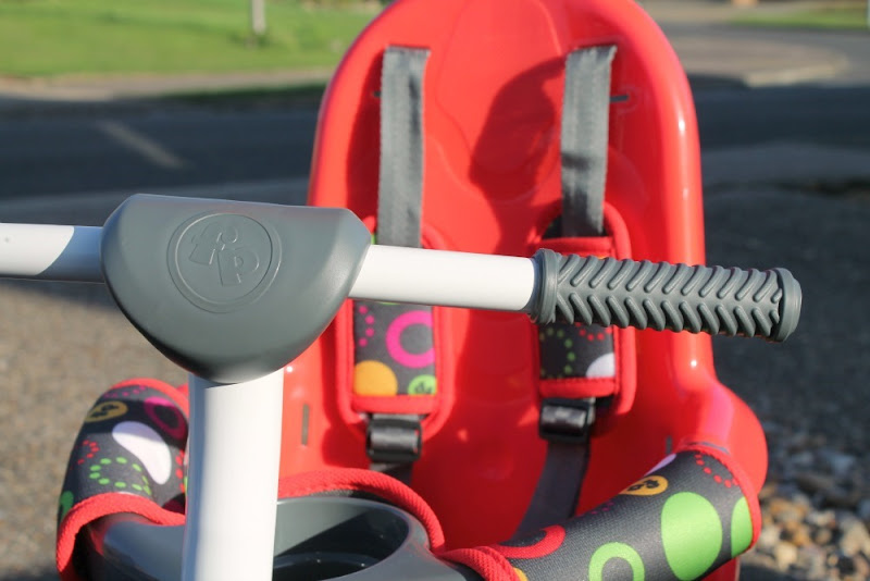 fisherprice charisma trike review