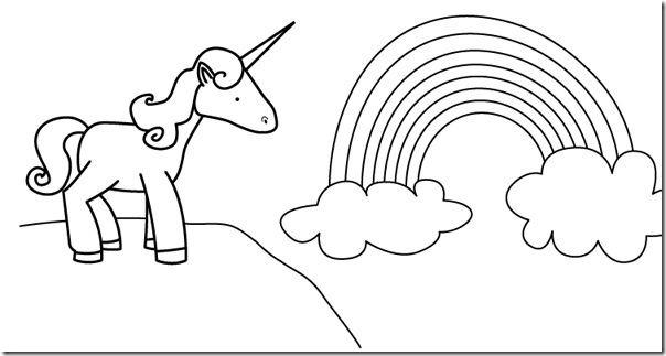 unicornio jugarycolorear net (1)