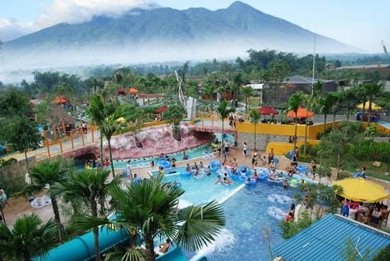 kolam,renang,lake side,wisata,bogor