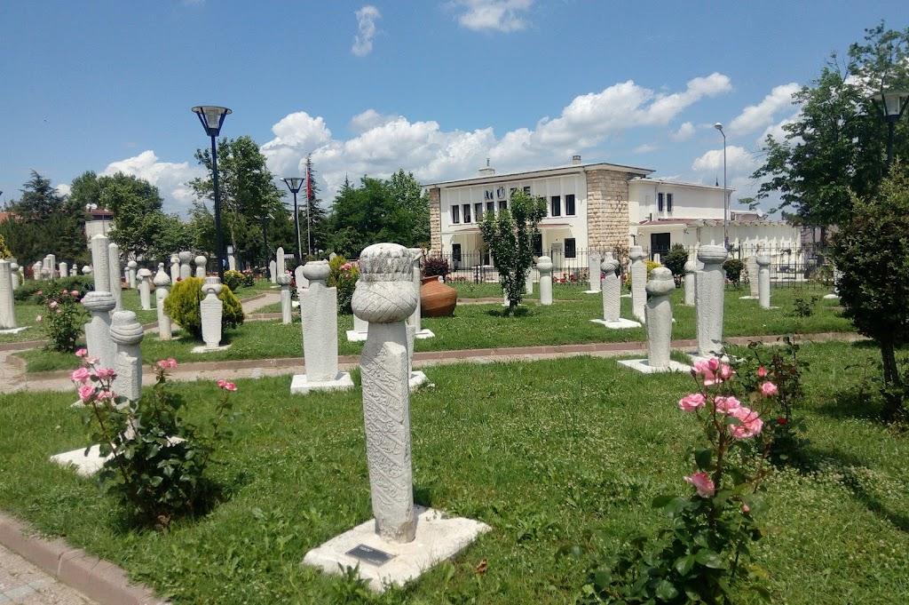 Osmanlı Mezar Taşları Sergileme Alanı
