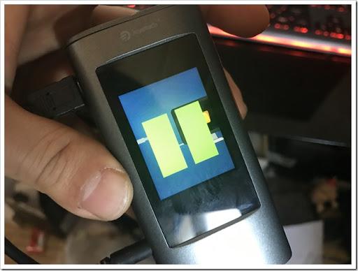 IMG 1584 thumb%25255B2%25255D - 【MP3プレイヤー搭載MOD】Joyetech OCUKAR Cレビュー!電話の代わりにVAPEを搭載した新時代MOD!タッチパネルは新時代のブームとなりうるか?【ガジェット風/万歩計/カレンダー】