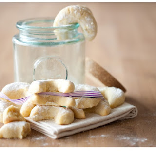 Vanilla Cookies Without Flour Recipes