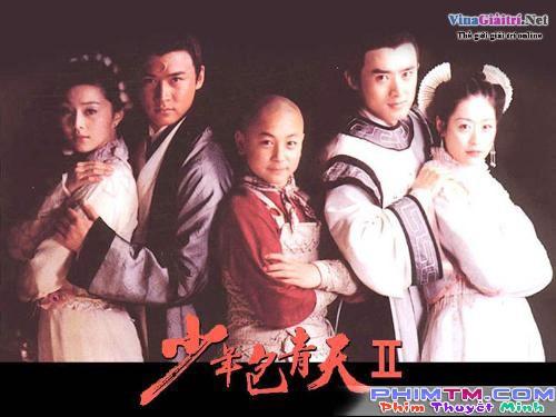 Xem Phim Thời Niên Thiếu Của Bao Thanh Thiên 2 - The Young Detective 2 - phimtm.com - Ảnh 1
