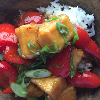 Vegetarian Tofu Sambal Recipes