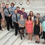 10-18-16 Rep Overbey Johnson Cty Exp Community Service Youth Leadership