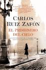 Portada de El Prisionero del Cielo - Carlos Ruiz Zafón