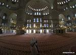 Sultan Ahmet moskee - Blauwe moskee